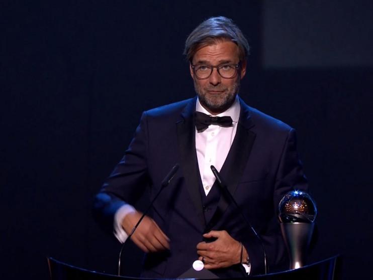 Յուրգեն Կլոպը՝ FIFA-ի վարկածով տարվա լավագույն մարզիչ