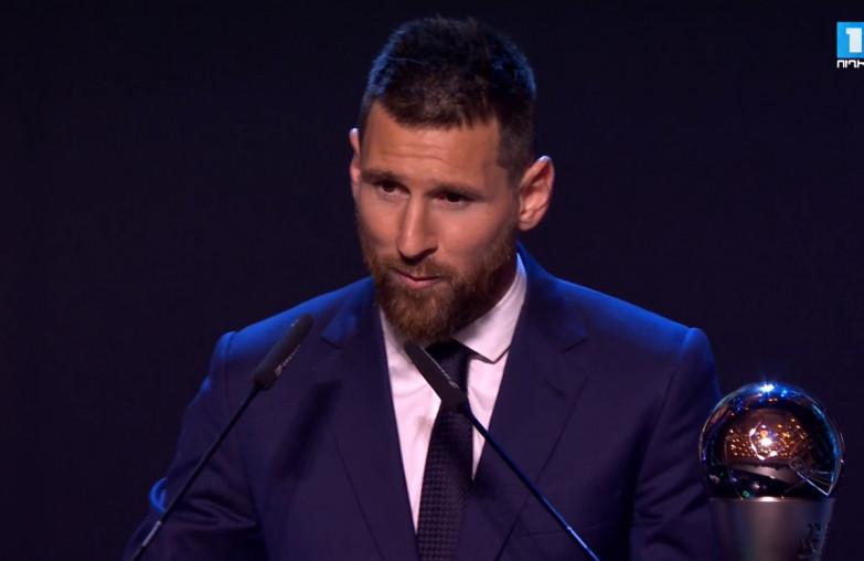 Լիոնել Անդրես Մեսսին՝ FIFA-ի վարկածով տարվա լավագույն ֆուտբոլիստ
