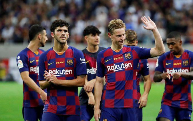 Տոտենհեմը պատրաստ է Բարսելոնայի ֆուտբոլիստի համար 75 միլիոն եվրո վճարել