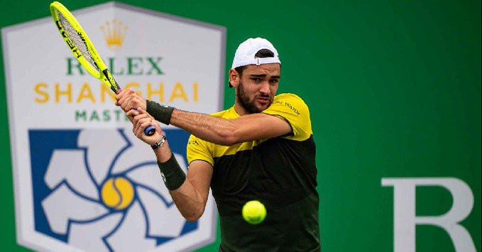 ATP Շանհայ․ Բերետինին հաղթեց Տիմին․ կիսաեզրափակչի բոլոր մասնակիցները հայտնի են