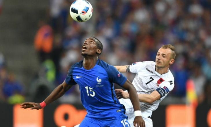 ՈՒԵՖԱ-ն տուգանել է Ֆրանսիային Ալբանիայի հիմնի պատճառով