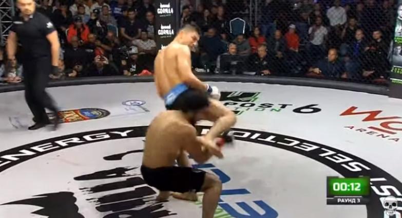 Միհրան Հարությունյանն առաջին պարտությունն է կրել MMA-ում (տեսանյութ)