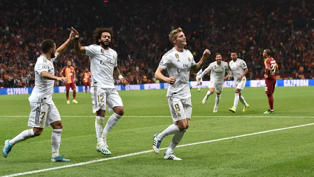 Ռեալը դժվարին հաղթանակ տարավ Գալաթասարայի նկատմամբ․ ՊՍԺ-ն ջախջախեց Բրյուգեին (տեսանյութ)