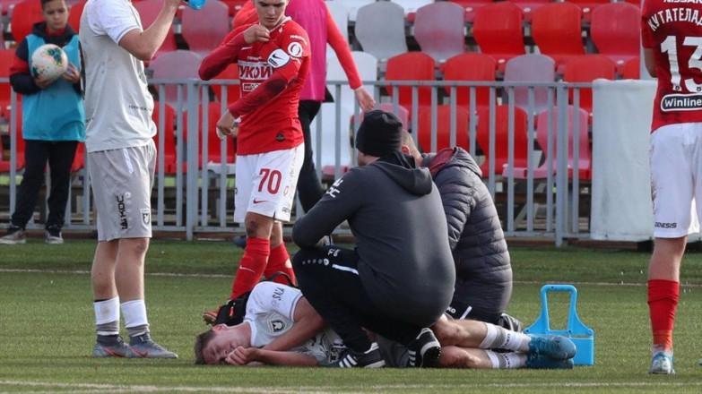 Ռուբինի երիտասարդ ֆուտբոլիստը ծանր վնասվածք է ստացել՝ կորցնելով մոտ 2 լիտր արյուն