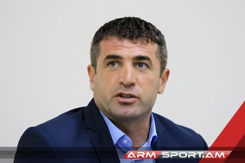 Արթուր Ոսկանյանը գլխավորում է Հայաստանի Մ-18 հավաքականը
