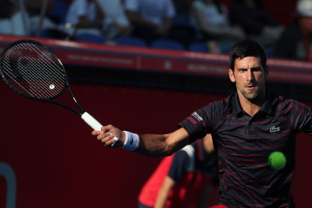 Japan Open. Նովակ Ջոկովիչը դուրս է եկել քառորդ եզրափակիչ հաղթելով 4-րդ «մաչ փոյնթից»