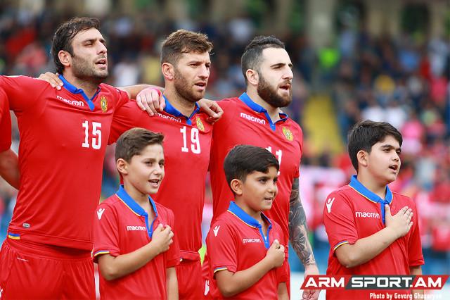 Հայաստանի հավաքականի վերջնական հայտացուցակը Լիխտենշտեյնի դեմ խաղի համար