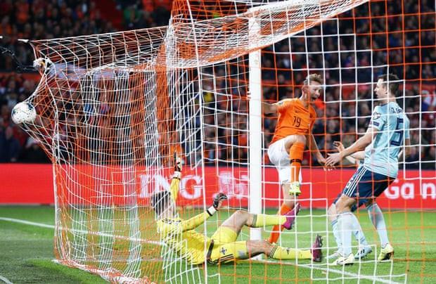 Նիդեռլանդները վերջին րոպեներին հաղթեց Հյուսիսային Իռլանդիայի դեմ խաղում, Խորվաթիան հաղթեց Հունգարիային (տեսանյութ)