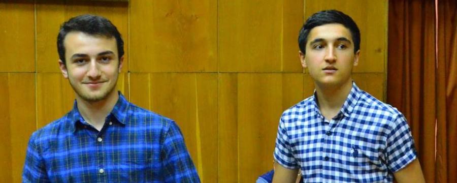 Շանթ Սարգսյանը` շախմատի Մ20 տ. աշխարհի փոխչեմպիոն, Արամ Հակոբյանը՝ բրոնզե մեդալակիր
