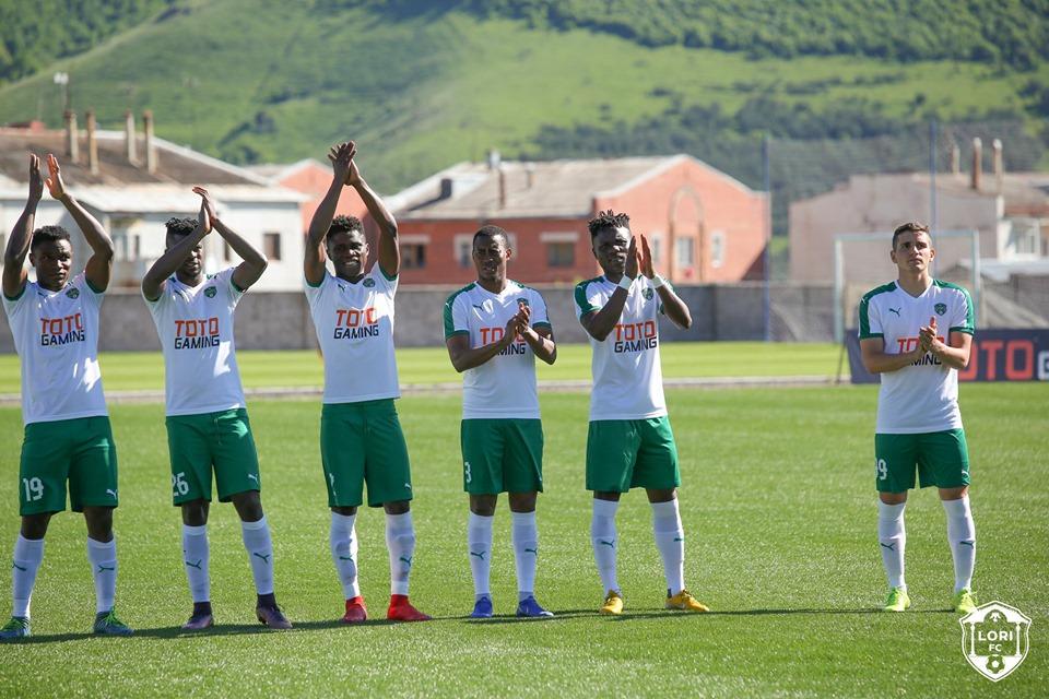 Լոռիի ֆուտբոլիստները կհանդիպեն Վանաձորի պետական համալսարանի ուսանողների հետ
