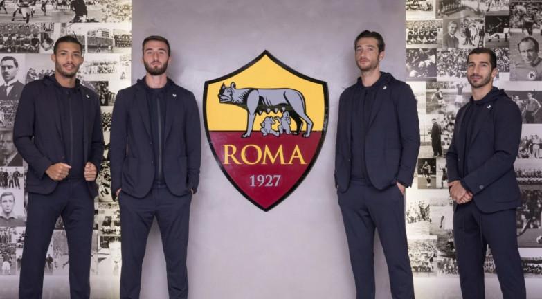 TMB BY TOMBOLINI հագուստի բրենդը դարձել է Ռոմայի պաշտոնական հովանավորը