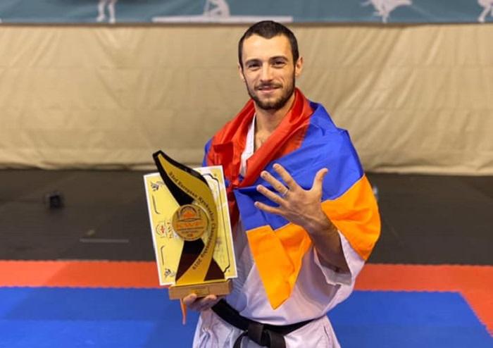 Կյոկուշին կարատե. 3 ոսկե մեդալ Եվրոպայի առաջնությունից