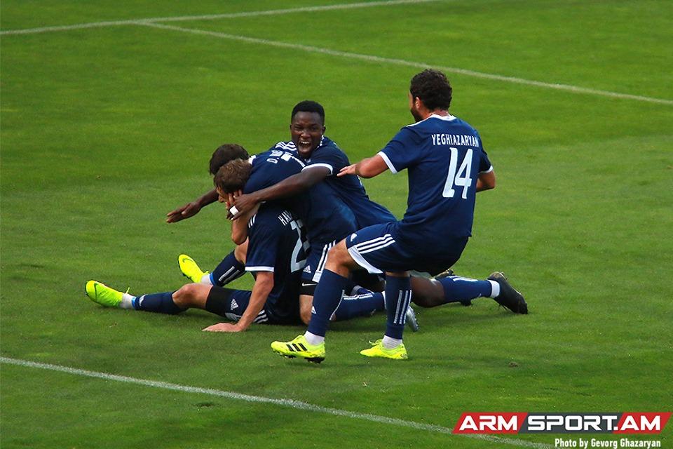 Գանձասար-Կապանը խաղավերջում հաղթանակ կորզեց Արարատ-Արմենիայի դեմ խաղում (տեսանյութ)