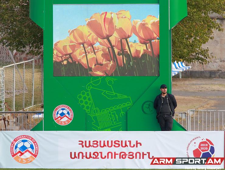 ArmSport-ի ֆոտոշարքը Նոա - Երևան խաղից