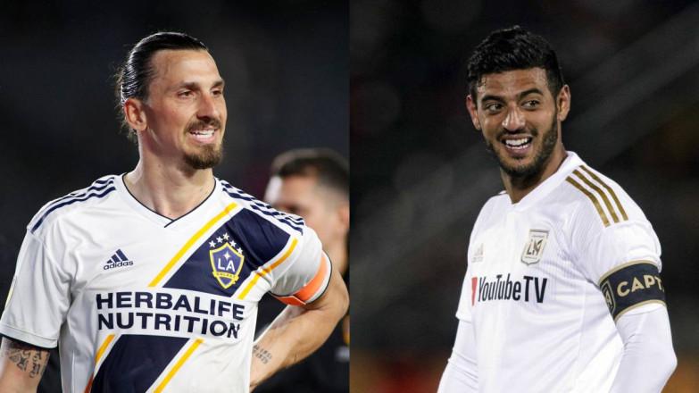 MLS. Զլատանն ու Վելան հավակնում են մրցաշրջանի լավագույն ֆուտբոլիստի կոչմանը