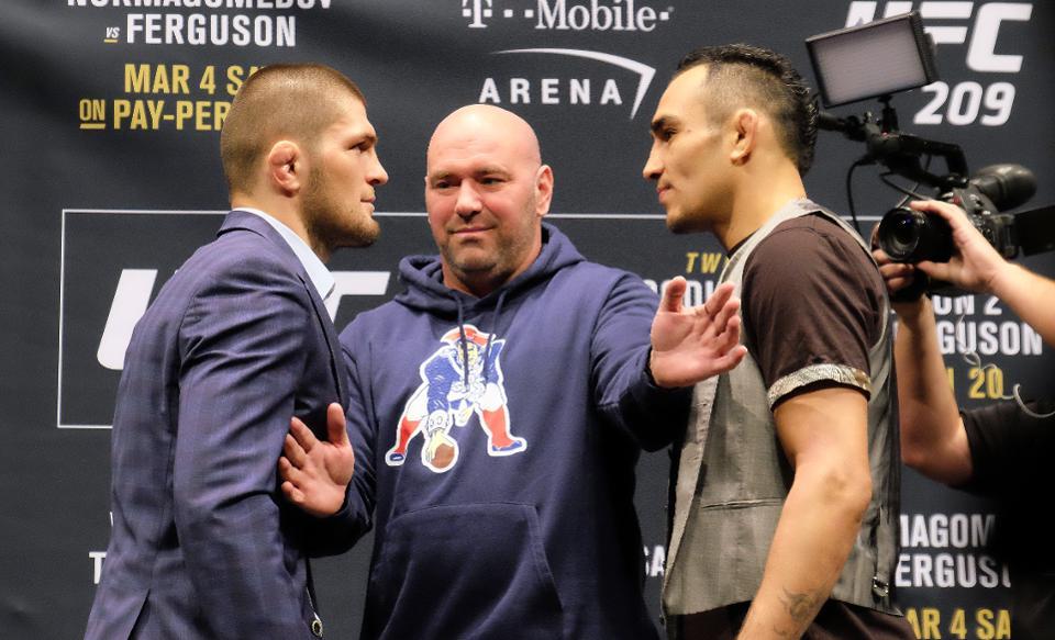 UFC-ի նախագահը հաստատել է, որ պատրաստում է Խաբիբի և Ֆերգյուսոնի մենամարտը