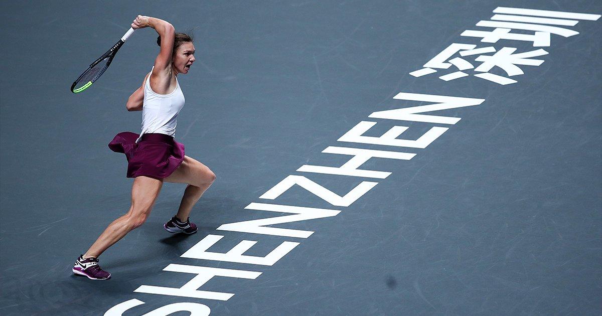 WTA-Ամփոփիչ մրցաշար․ Հալեպը հաղթել է Անդրեեսկուին, Սվիտոլինան՝ Պլիշկովային