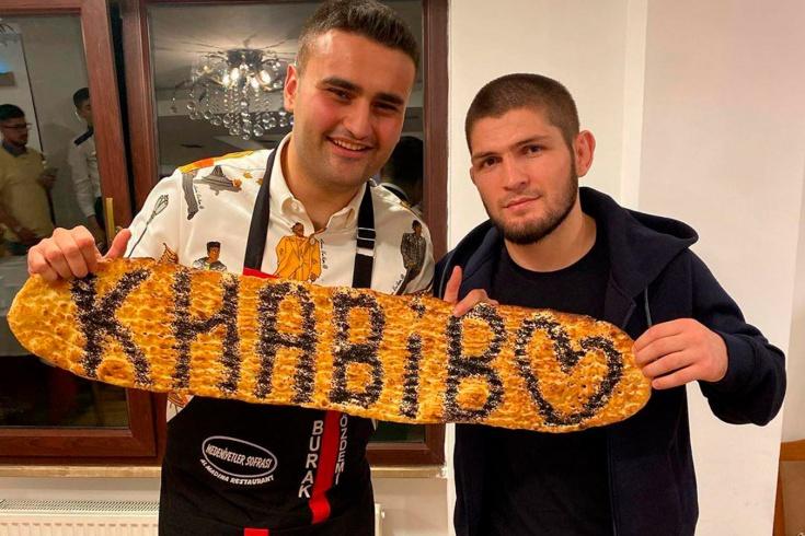 Խաբիբը խոհարարության դասեր է վերցրել թուրք հայտնի շեֆ-խոհարարից