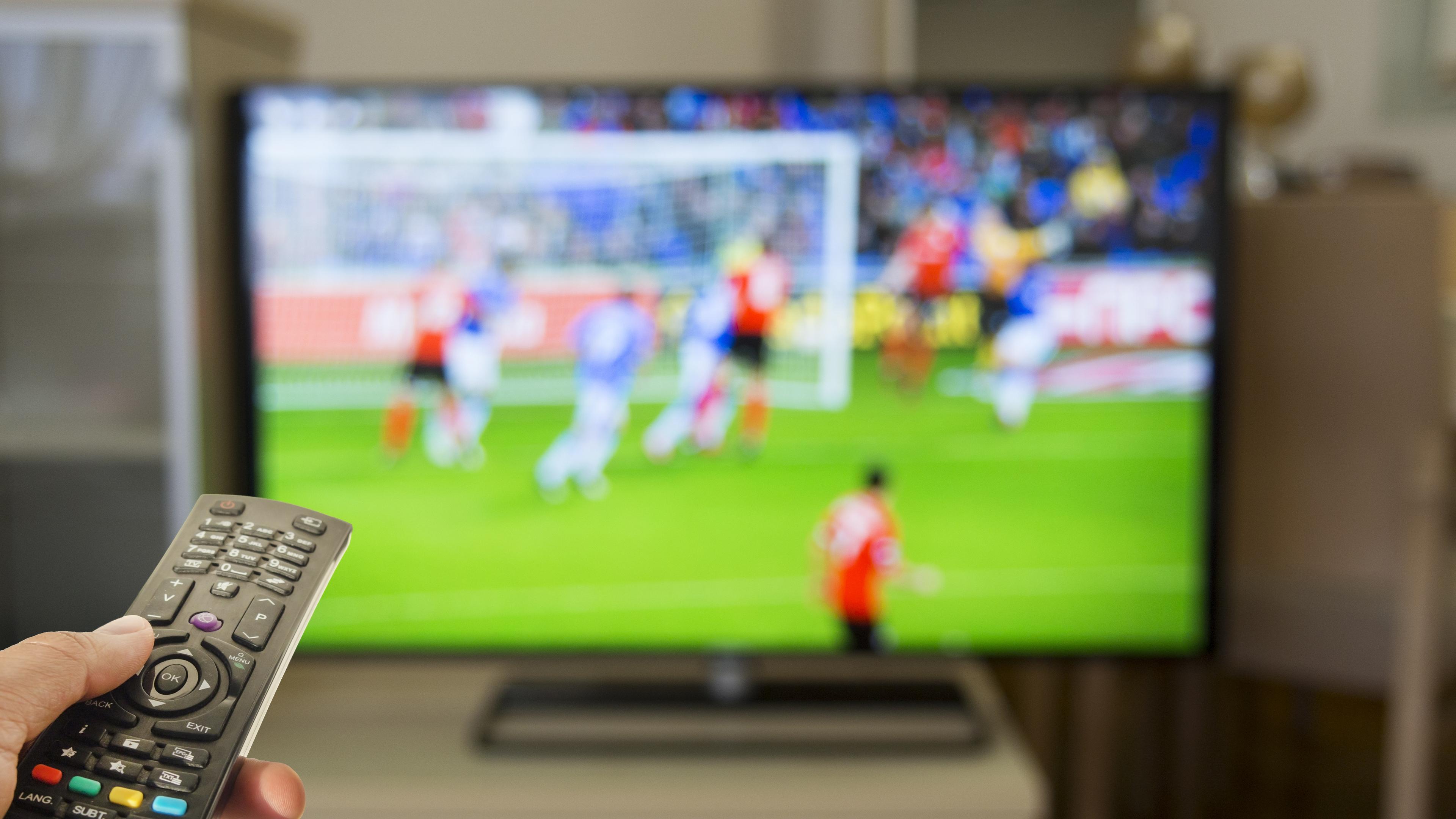Ֆուտբոլը հեռուստաեթերում