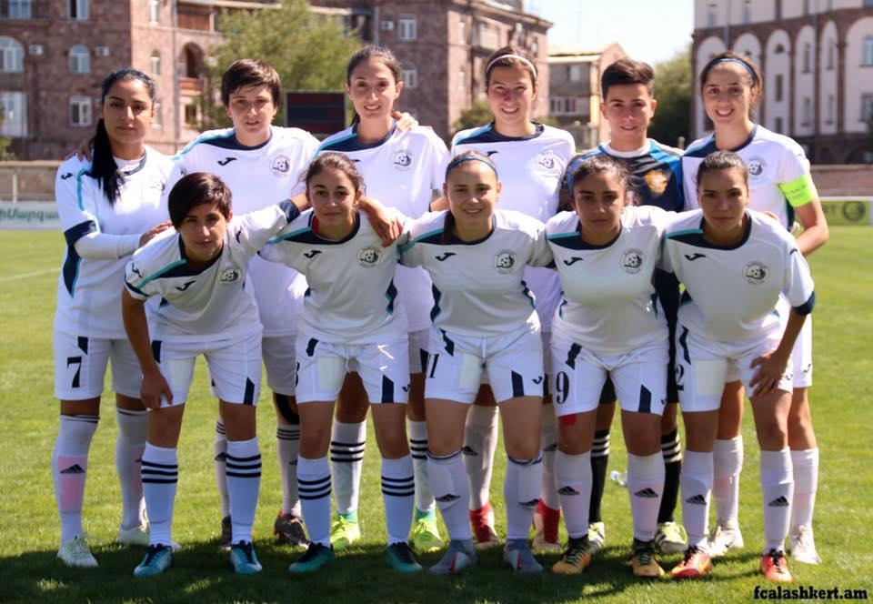 Ալաշկերտի կանանց թիմը Նոայի կանանց թիմին հաղթել է 24:0 հաշվով