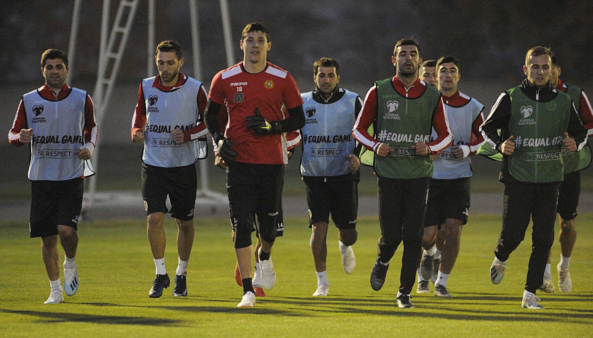 Կայուն և պարբերական. Ինչ մարզավիճակով են ֆուտբոլիստները միացել Հայաստանի հավաքականին