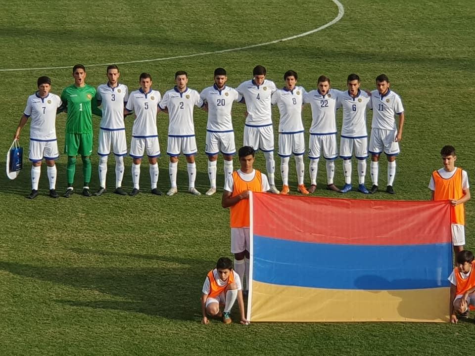 Մ-19. Թուրքիա-Հայաստան՝ 4-1
