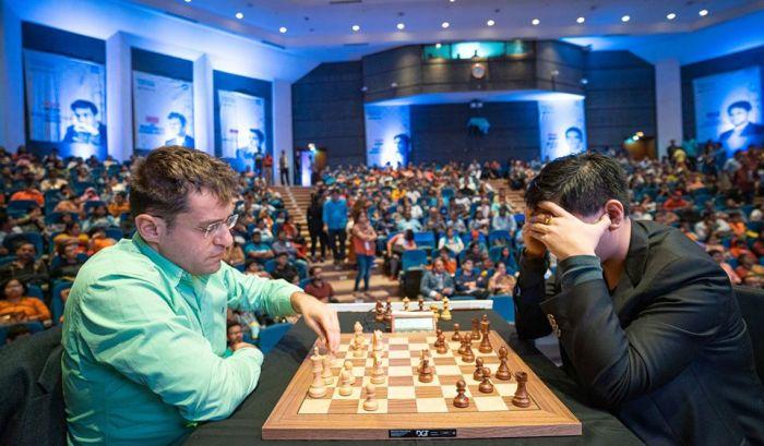 Tata Steel Chess.Արոնյանը անհաջող մեկնարկեց