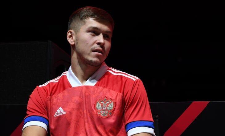 Ռուսաստանի ֆուտբոլային միությունը դժգոհ է հավաքականի մարզաշապիկից