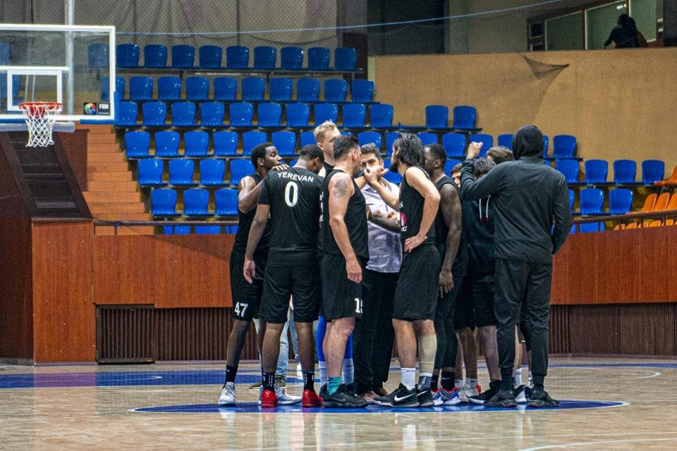 Բասկետբոլի Ա լիգա. Երևանը հաղթեց ՖԻՄԱ-ին