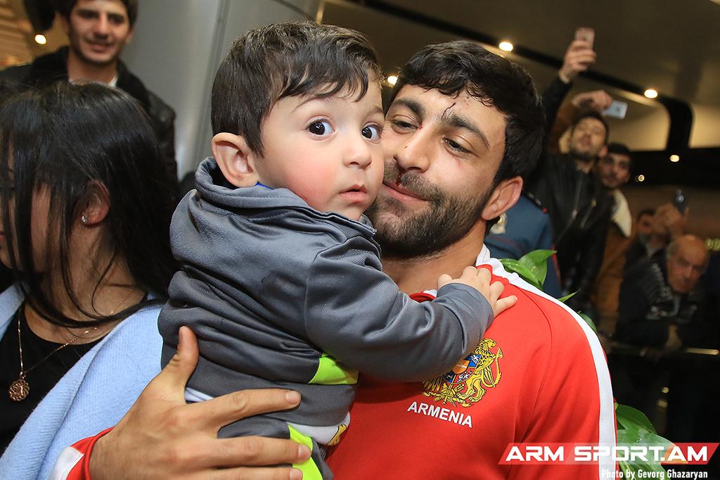 Արմեն Մելիքյան. Հաղթանակս նվիրում եմ հայ ժողովրդին
