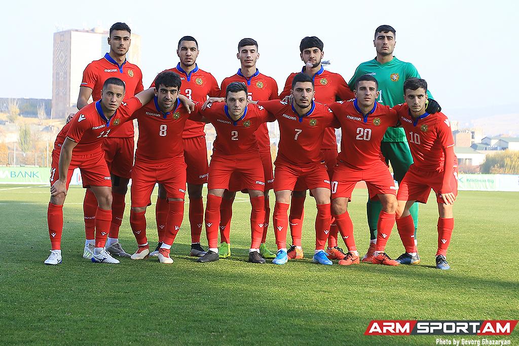 Այս անգամ էլ չստացվեց. Հայաստանի Մ-21 հավաքականը պարտվեց 10 ֆուտբոլիստներով մնացած Իռլանդիային (տեսանյութ)