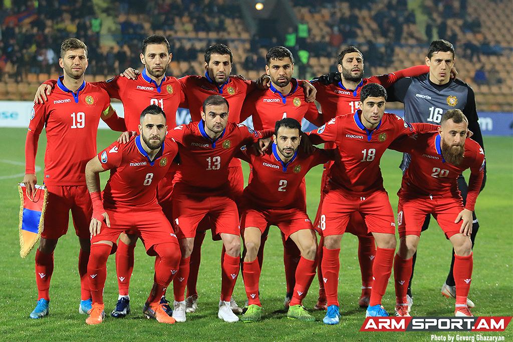 Red Eagles-ի ակցիան Հայաստան-Հունաստան խաղին (ֆոտո)