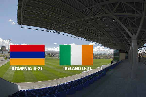 Մ-21. Հայաստան - Իռլանդիա. ուղիղ եթեր