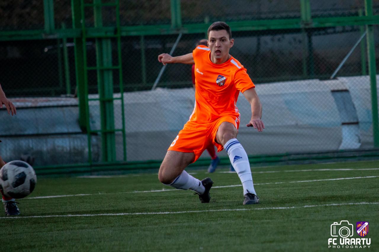 Ընկերական խաղում Հայաստանի Մ-18 հավաքականը հաղթել է Ուրարտու-2-ին