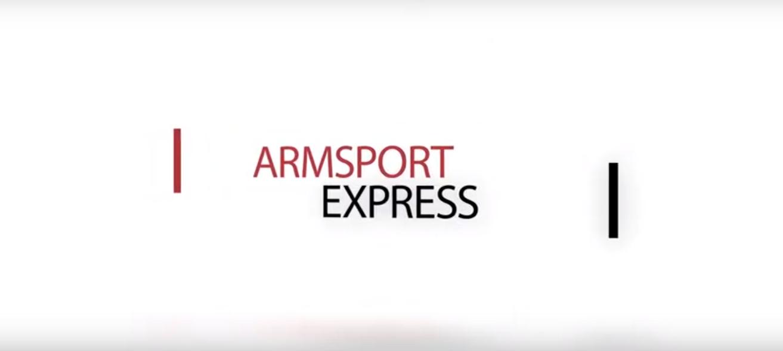Armsport Express - Սպորտային կարևոր իրադարձությունները՝ մեկ տողով