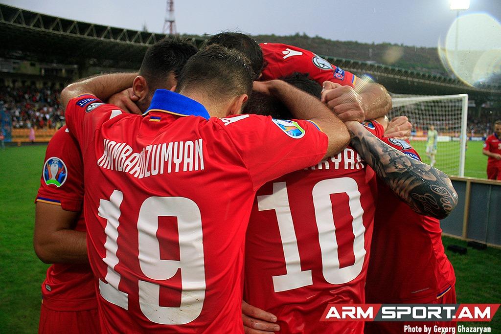 Հայաստանի հավաքականի ֆուտբոլիստը վերականգնվել է վնասվածքից ու վերսկսել մարզումները