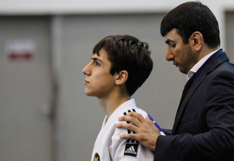 Ձյուդոյի մեծահասակների հավաքականը նոր գլխավոր մարզիչ ունի