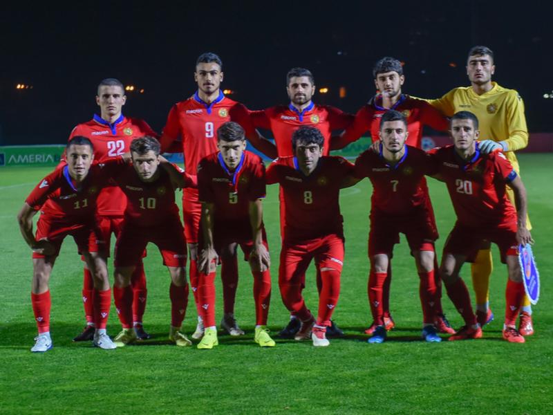 Անտոնիո Ֆլորեսը հրապարակել է Հայաստանի Մ-21 հավաքականի հայտացուցակը