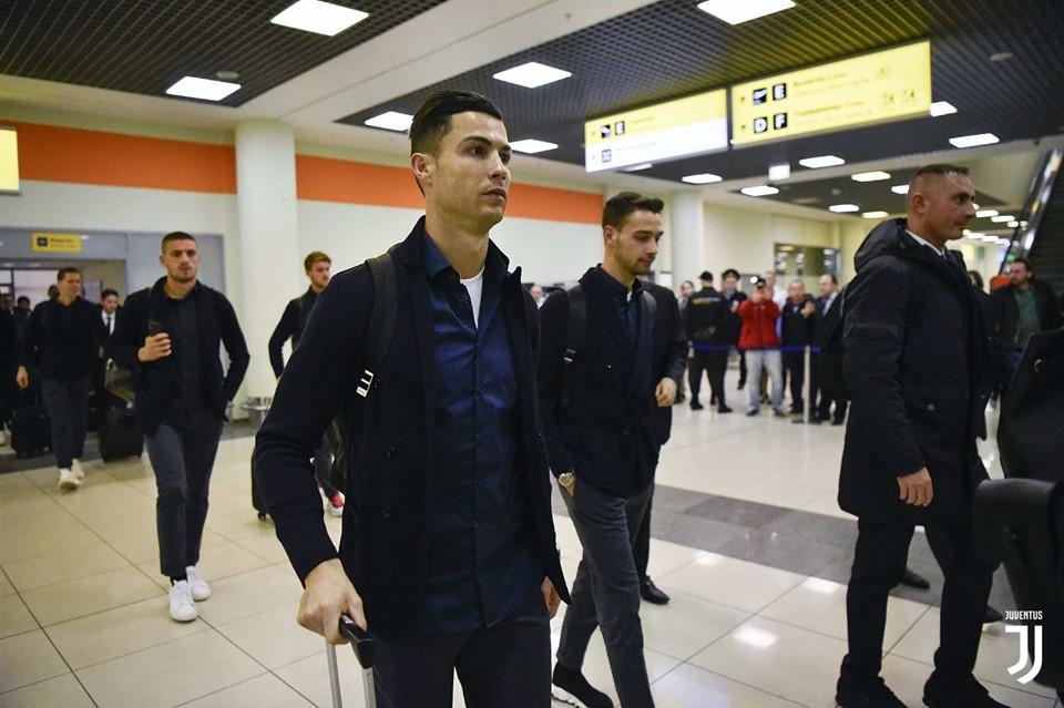 Սիրելի Ռուսաստա՛ն, դու շատ կարևոր այցելուներ ունես․ Յուվենտուսը ժամանել է Մոսկվա