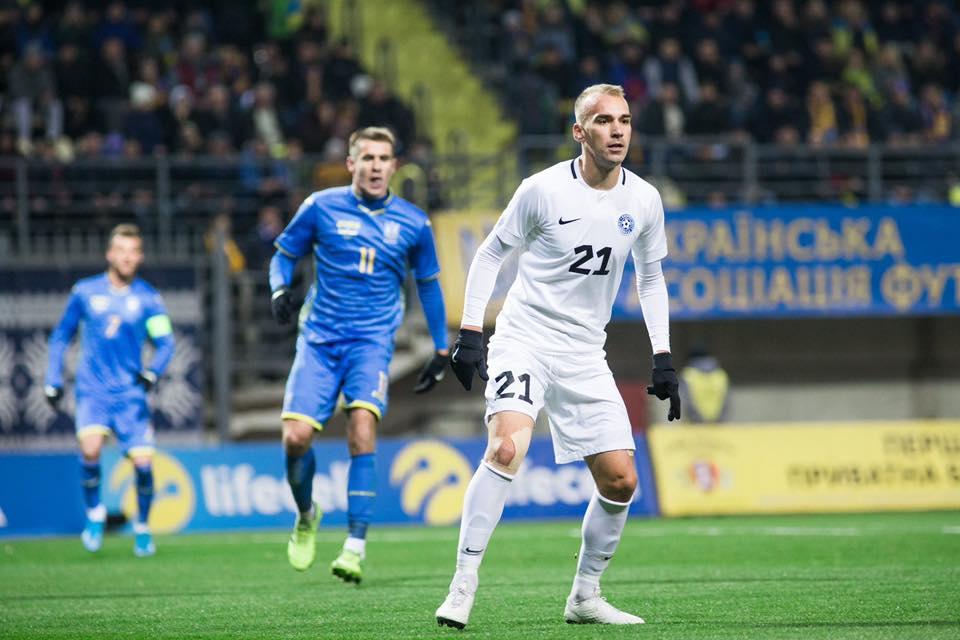 Ալաշկերտի ֆուտբոլիստը խաղացել է Ուկրաինայի և Հոլանդիայի հավաքականների դեմ