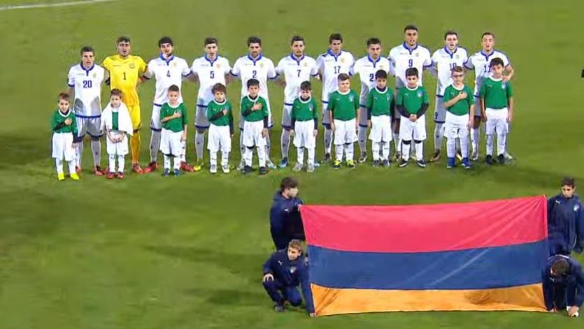 Մ21. Իտալիա-Հայաստան. ուղիղ եթեր