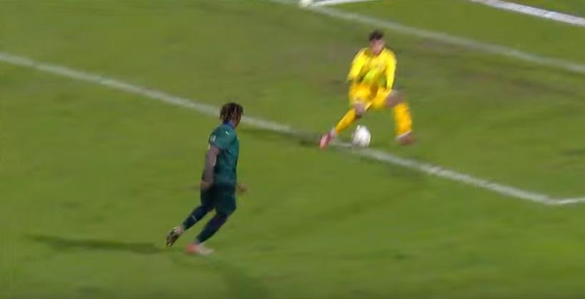 Մոյզե Քինի ու Պինամոնտիի գոլերը Հայաստանի Մ21 հավաքականի դարպասը (տեսանյութ)