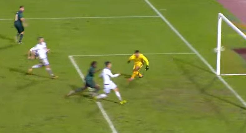 Մոյզե Քինը դուբլ ձևակերպեց. Մ21 Իտալիա-Հայաստան՝ 3:0 առաջին կեսից հետո