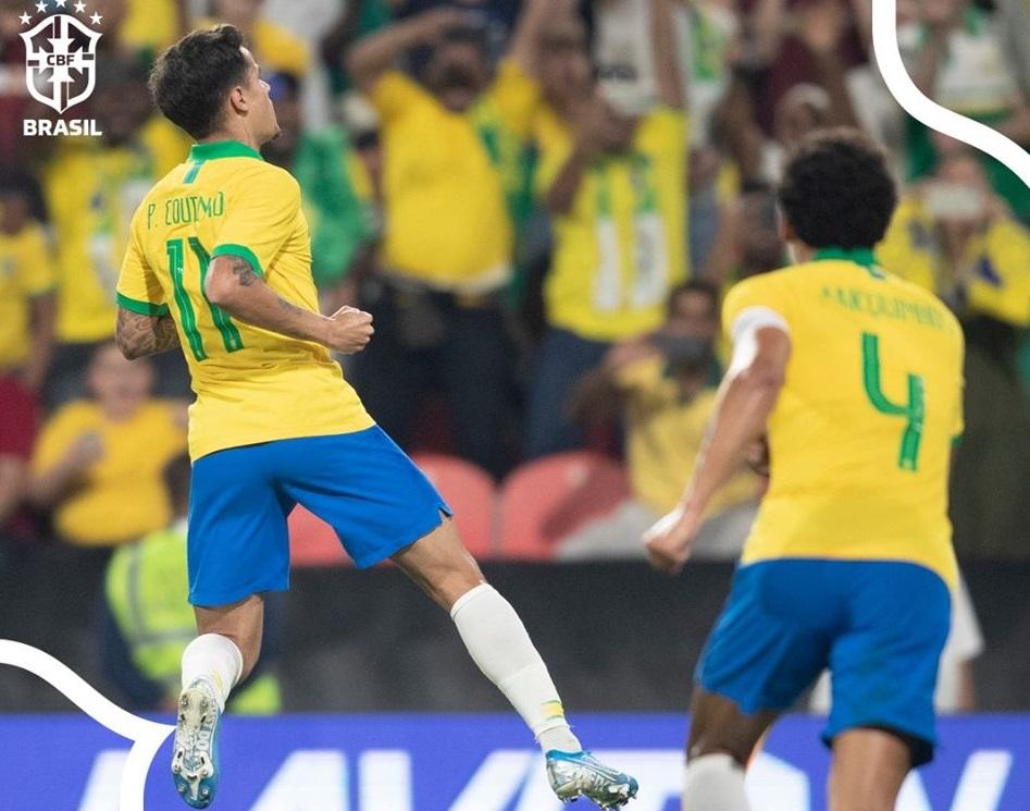 Բրազիլիայի հավաքականն ընկերական խաղում ջախջախեց Հրվ. Կորեային