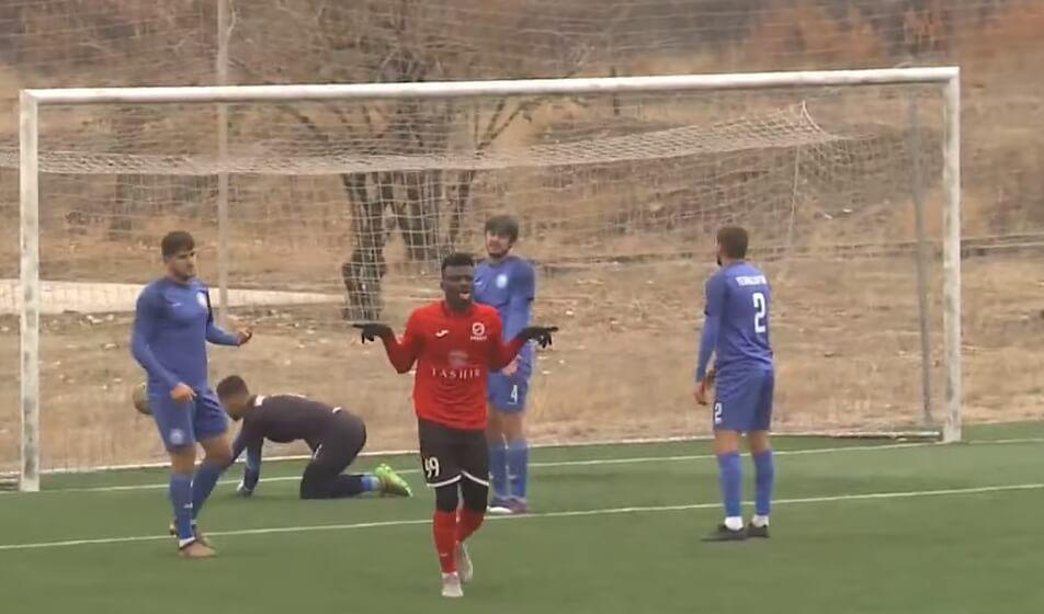 VBet Հայաստանի Գավաթ. Ինչպես Արարատ-Արմենիան 11 գոլ խփեց Սևանին (տեսանյութ)