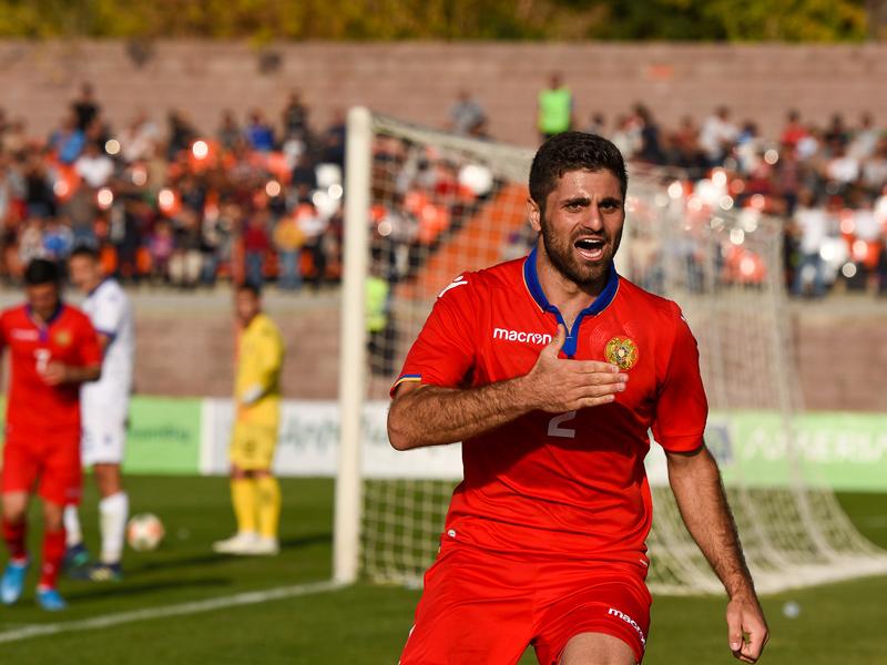 Արթուր Դանիելյանը միացել է Հայաստանի Մ21 հավաքականին, որն այսօր կմրցի Իտալիայի հետ