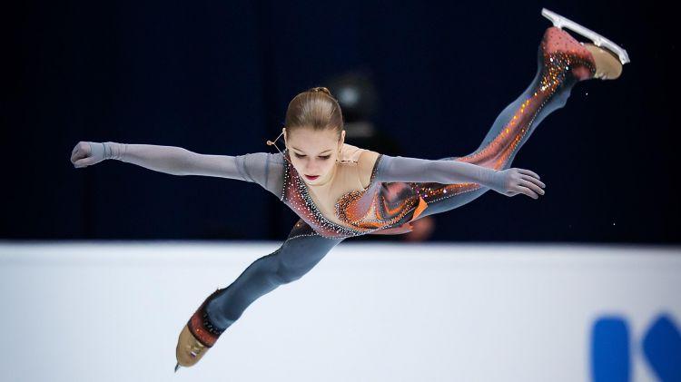 Skate Russia․ Տրուսովան առաջին տեղը զբաղեցրեց ազատ ծրագրում՝ հաղթելով նաև Գրան պրին (🎥)
