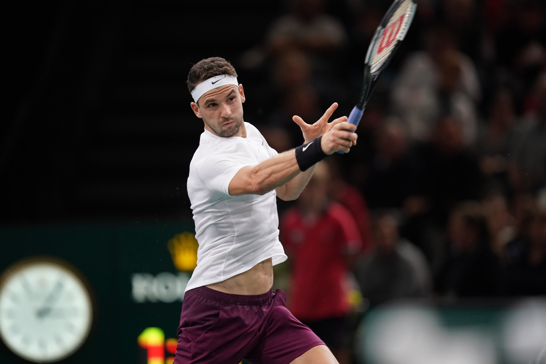 ATP-Փարիզ․ Դիմիտրովը կիսաեզրափակչում է․ Երկուշաբթի նա կվերադառնա թոփ-20