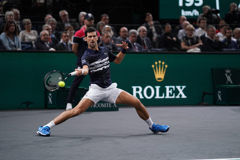 ATP-Փարիզ․ Ջոկովիչը չնկատեց Ցիցիպասին ու դուրս եկավ կիսաեզրափակիչ