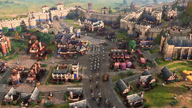 Թողարկվել է Age of Empires IV խաղի առաջին գեյմփլեյ-թրեյլերը (տեսանյութ)